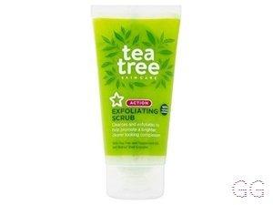 Superdrug Tea Tree Face Scrub