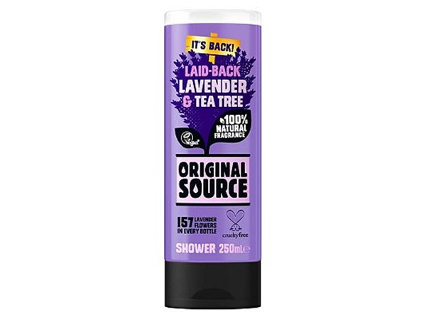 Original Source Tea Tree & Lavender Shower Gel