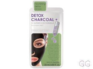 Skin Republic Superfood Detox + Charcoal Mask  (10 Pack)
