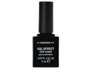 Gel-Effect Sweet Almond Top Coat