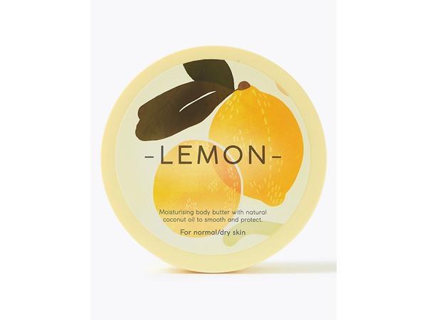 Nature's Ingredients Lemon Body Butter