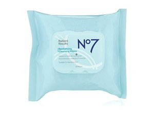 Radiant Results Revitalising Cleansing Wipes 30'S