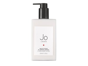 Jo Loves White Rose & Lemon Leaves A Hand & Body Lotion