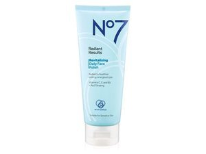 NO7 Radiant Results Revitalising Daily Face Polish