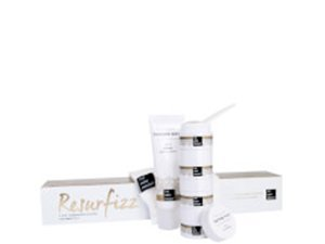 The Hero Project Resurfizz, 2-Step Carbonated Face Peel Treatment Set