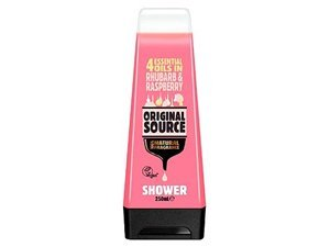 Original Source Rhubarb & Raspberry Shower Gel