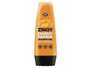 Boots Zingy Juicy Mango & Papaya Shower Gel