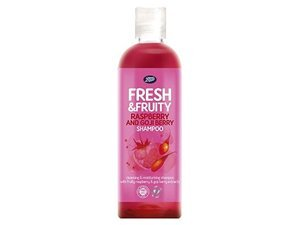Boots Raspberry & Goji Berry Shampoo