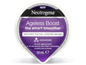 Ageless Boost Instant Facial Cream-Mask