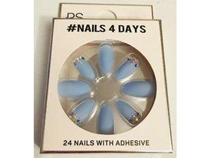 Primark Nails 4 Days