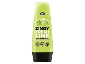 Boots Zingy Fresh Lime Shower Gel