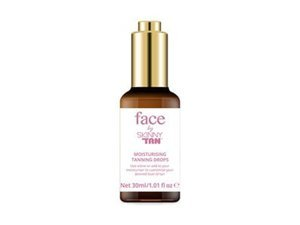Face Tanning Drops