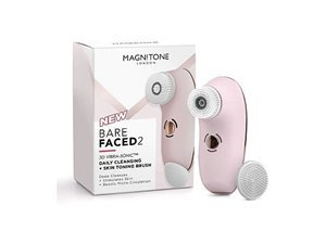 Barefaced 2 Vibra-Sonic Facial Cleansing And Toning Brush
