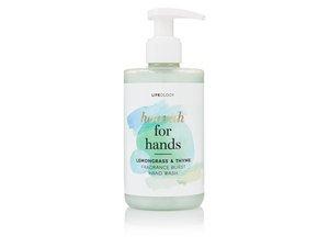 M&S Lemon Grass & Thyme Fragranced Quick Dry Body Butter