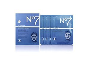 NO7 Lift & Luminate Triple Action Serum Boost Sheet Masks