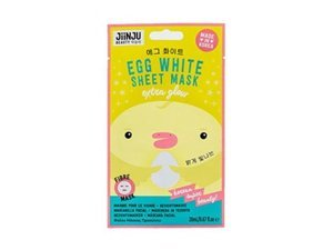 Jiinju Egg White Sheet Mask