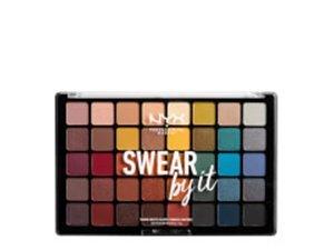 NYX Swear By It Eye Shadow Palette