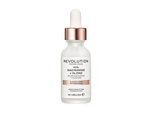 Revolution Blemish And Pore Refining Serum - 10% Niacinamide + 1% Zinc