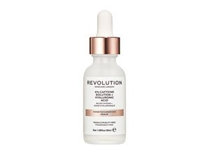 Targeted Under Eye Serum - 5% Caffeine Solution + Hyaluronic Acid Serum