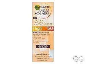 Garnier Ambre Solaire BB Cream Sun Face Protection