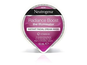 Neutro Hydroboost Radiance Boost Instant Facial Cream Mask