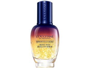 L'Occitane Immortelle Overnight Reset Serum