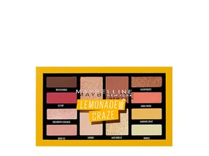 Maybelline The Lemonade Craze Eyeshadow Palette