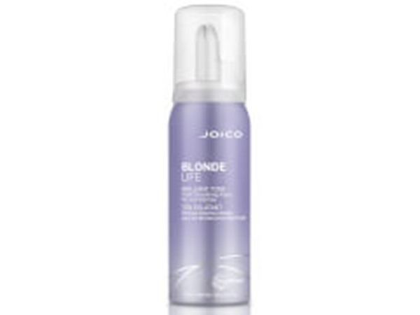 Blonde Life Brilliant Tone Violet Smoothing Foam For Cool Blondes