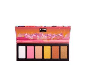 NYX Sugar Trip Squad Highlighting Palette