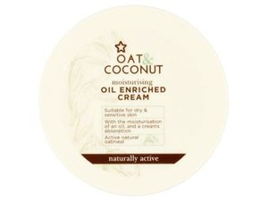 Superdrug Oat & Coconut Cream Oil