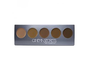 Cinema Secrets Ultimate Foundation 5 In 1 Pro Palette