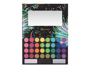 BH Cosmetics Take Me Back To Brazil Rio Edition 35 Color Eyeshadow Palette