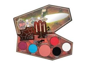 LunatiCK Cosmetic Labs Elvira Mistress Of The Dark Eyeshadow Palette