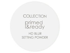 Collection Primed & Ready Hd Blur Setting Powder Veil