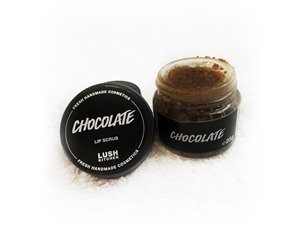 Lush Chocolate Lip Scrub