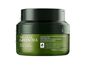 Tony Moly The Chok Chok Green Tea Moist Cream