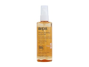 NSPA Deep Cleansing Facial Oil