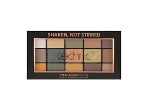 Technic Shaken Not Stirred Eyeshadow Palette