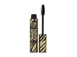 W7 Big Lash Mascara Blackest Black
