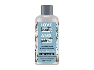 Love Beauty Planet Luscious Hydration Body Lotion