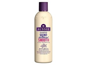 Aussie Scent-Sational Smooth Shampoo For Frizzy Hair