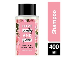 Love Beauty Planet Blooming Colour Vegan Shampoo