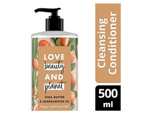 Love Beauty Planet Happy & Hydrated Gentle Cleansing Conditioner