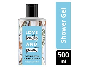 Love Beauty Planet Radical Refresher Coconut Water & Mimosa Flower Shower Gel