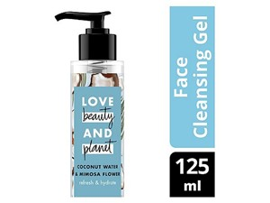 Love Beauty Planet Refresh And Hydrate Face Cleansing Gel