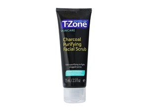 T Zone Charcoal Purifying Face Scrub