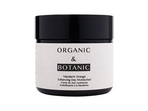 Organic & Botanic Enhancing Day Moisturiser, Mandarin Orange