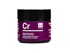 Dr Botanicals Charcoal Superfood Mattifying Face Mask