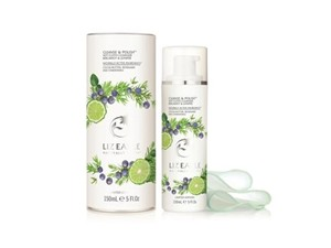 Liz Earle Cleanse & Polish Bergamot & Juniper  Canister