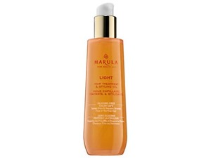 Marula Beauty Light Hair Treatment And Styling Oil